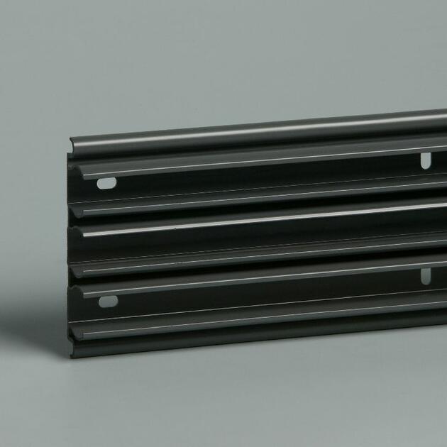 K55 BP Basisprofiel grijs (RAL 7012)