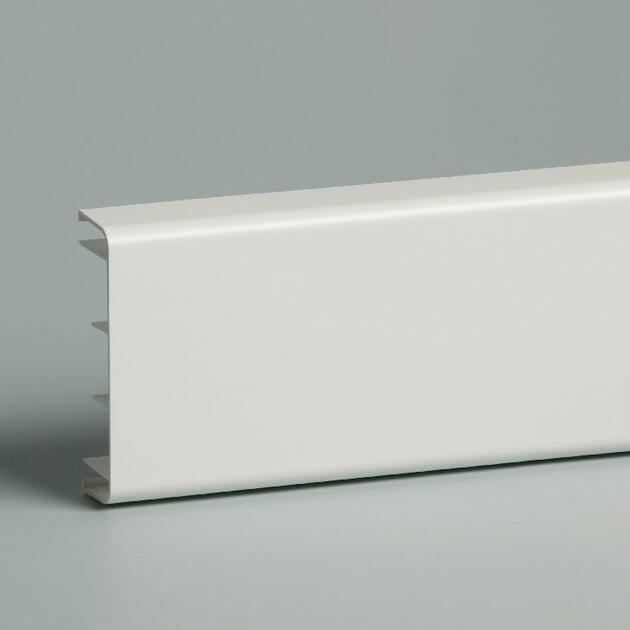 K55 AP Afdekprofiel wit (RAL 9010)