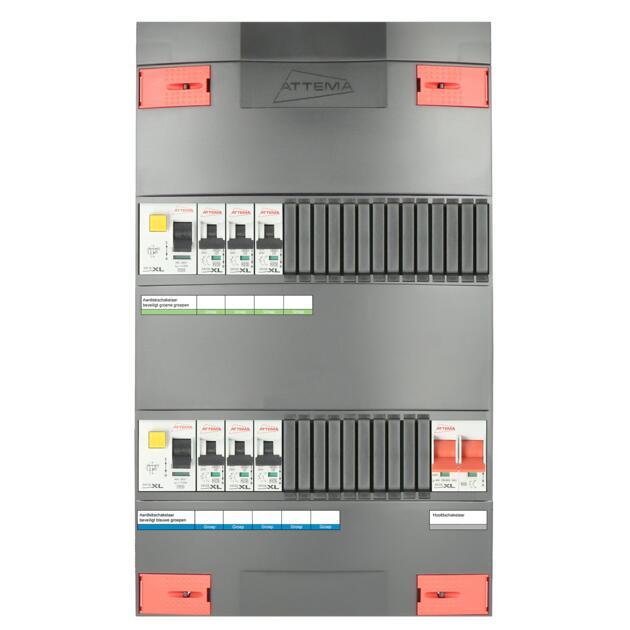CM-XLAG 2323 H2 met hoofdschakelaar