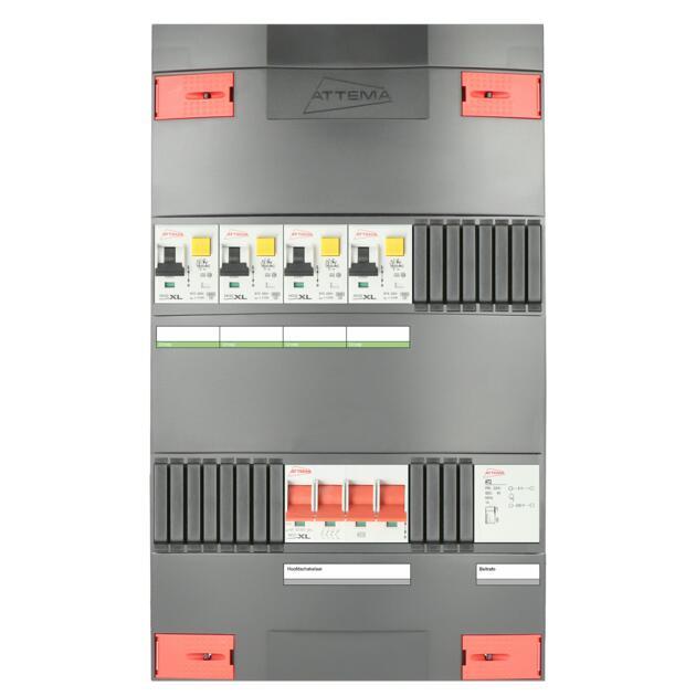CM-XLVG 3400 TH4 met beltrafo met hoofdschakelaar