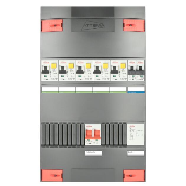 CM-XLVG 1500 FTH2 met fornuisgroep met beltrafo met hoofdschakelaar
