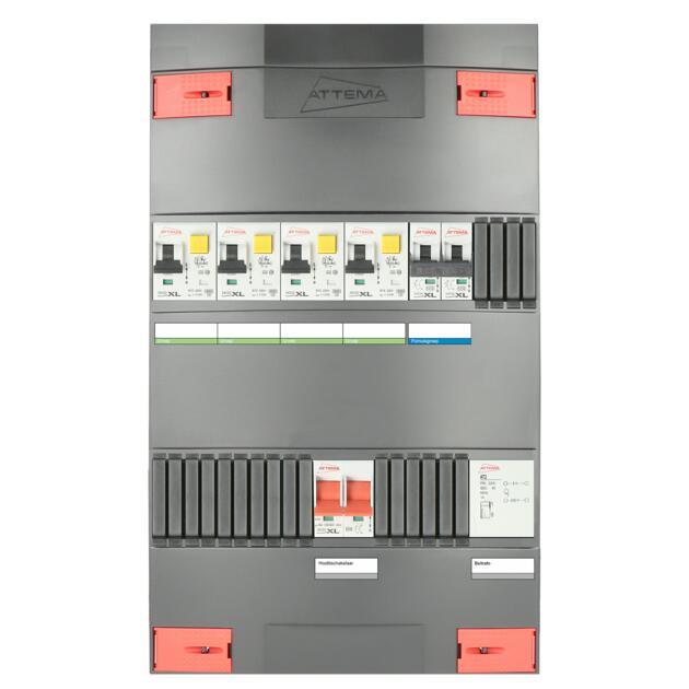 CM-XLVG 1400 FTH2 met fornuisgroep met beltrafo met hoofdschakelaar