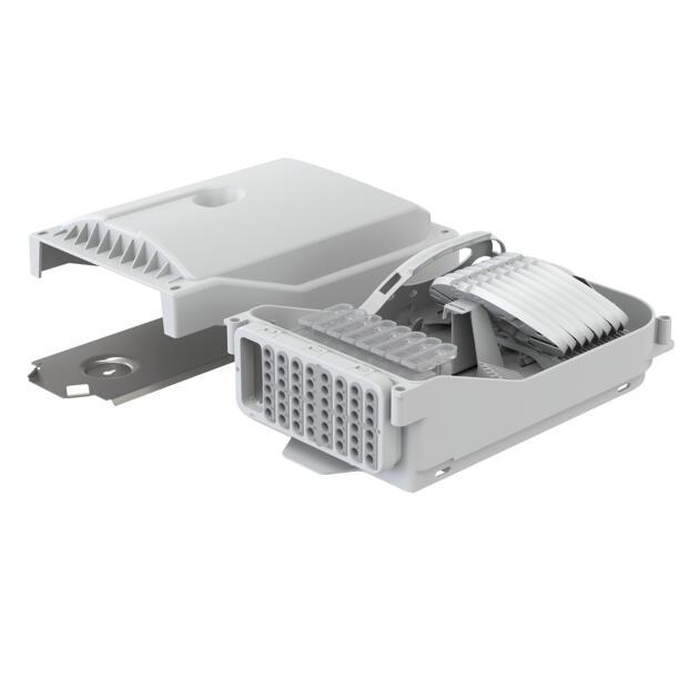 Hybride FiberManagement Box (48v) 96HS / 8mm WC