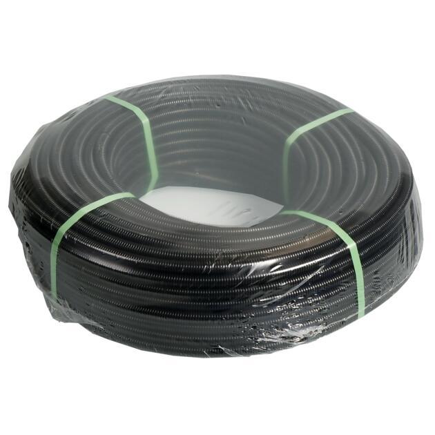 Electroflex zwart Ø 16 mm