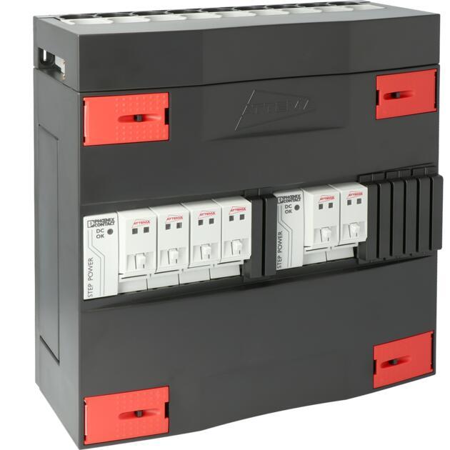 POF Basis Unit-6 outlets