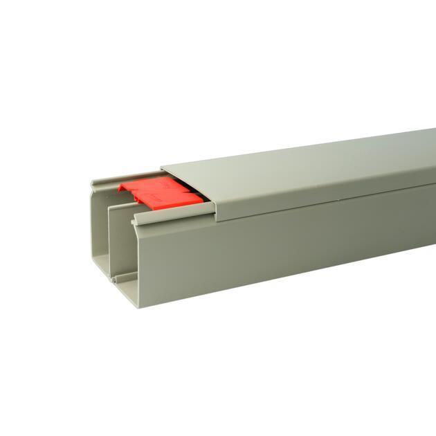 KK 90x60 Kabelkoker grijs (RAL 7030)
