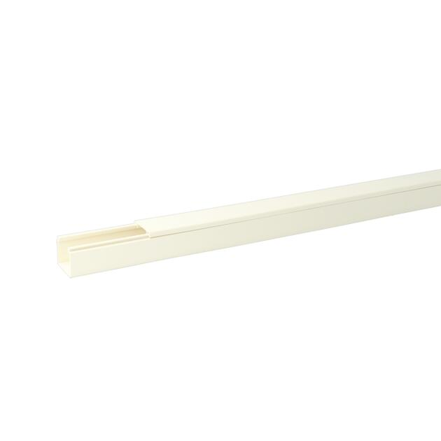 KK 25x22 Kabelkoker (2m.) crème (RAL 1013)